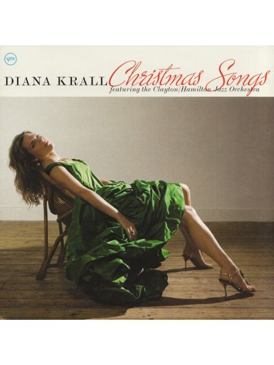 Diana Krall- Christmas Songs Vinyl