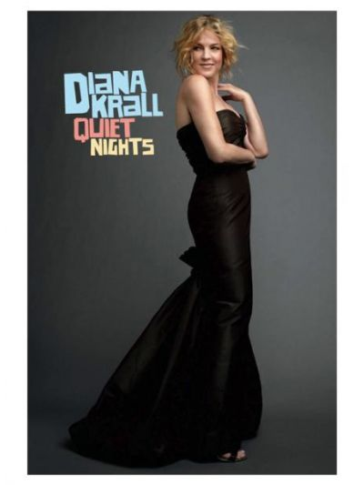 Diana Krall- Quiet Nights 2009 Tour Book