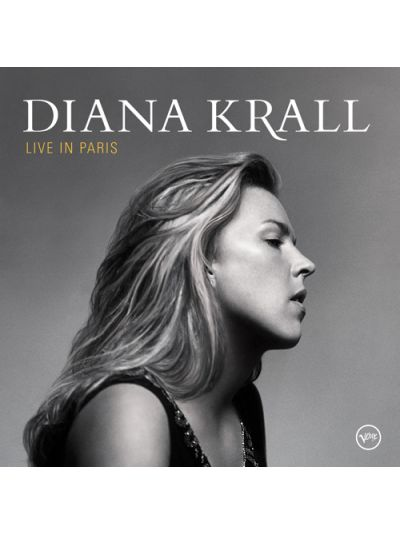 Diana Krall - Live in Paris CD with Exclusive Canada-Only Bonus Track